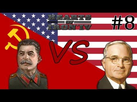 HoI4 - Cold War The Iron Curtain - Soviet Union - Part 8