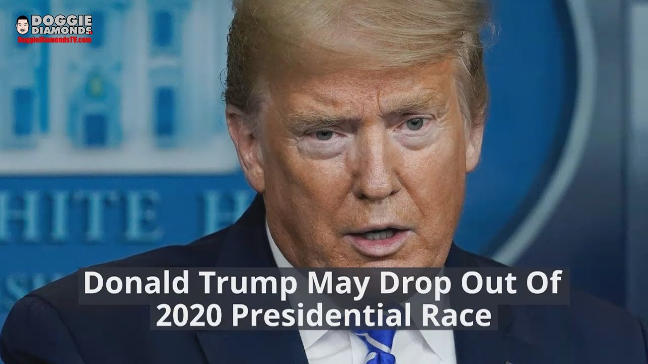 Donald Trump May Drop Out Of 2020 Presidential Race?