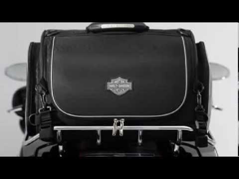 Harley Davidson 174 Overnight Bag Youtube