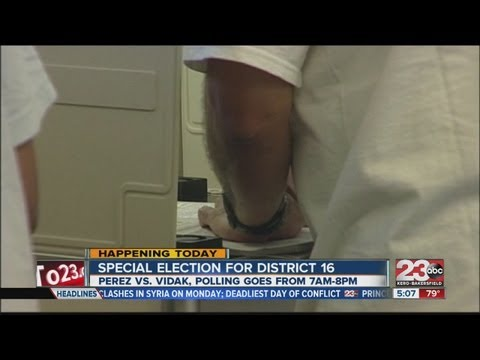 Special election for District Senate Seat 16