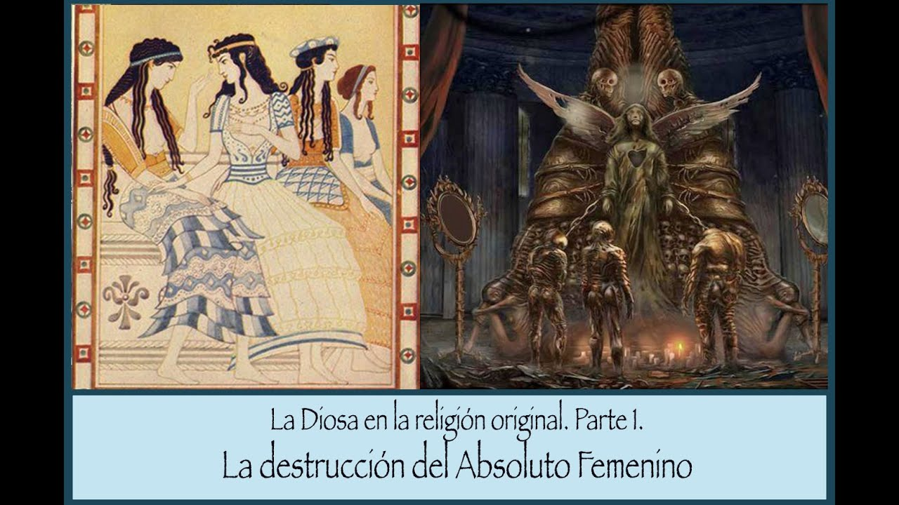 La Diosa, Parte I. El Absoluto Femenino de la Antigua Europa