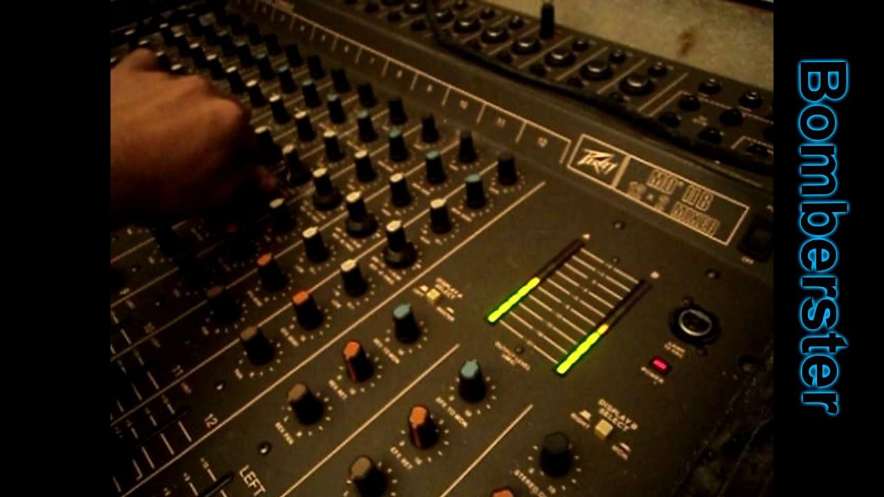 Demo - Peavey MD II B 12x2 Mixer