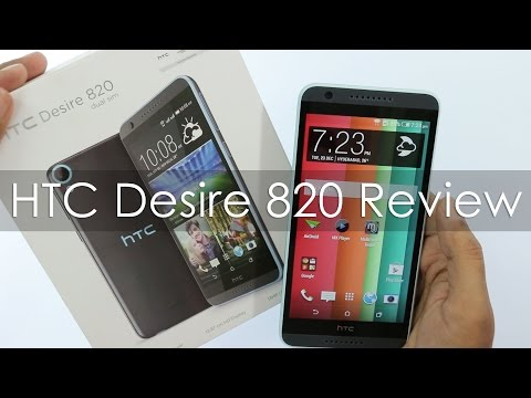 HTC Desire 820 Review is this the best Mid Range Android Phone