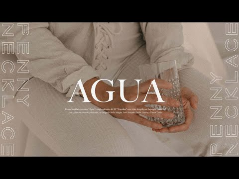 Penny Necklace - AGUA