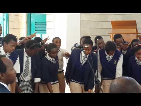 MKASS-MT KENYA ACADEMY,SENIOR SCHOOL.CLASS OF 2013