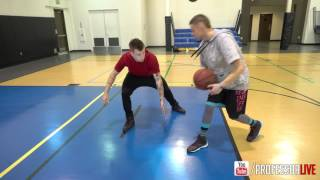 The Professor 'Stiff Leg Crossover' Tutorial Video
