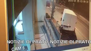 i ladri in azione