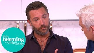 Gino D'Acampo's Bucatini With Aubergine | This Morning
