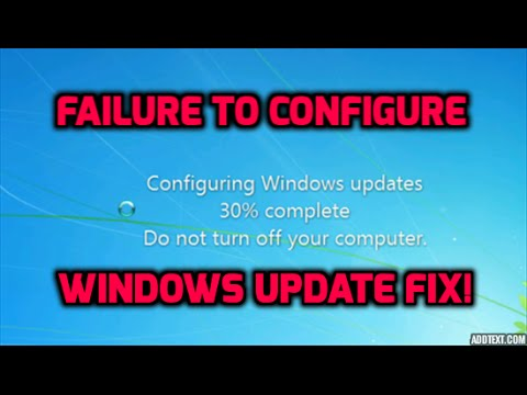how to stop windows from configuring updates on startup