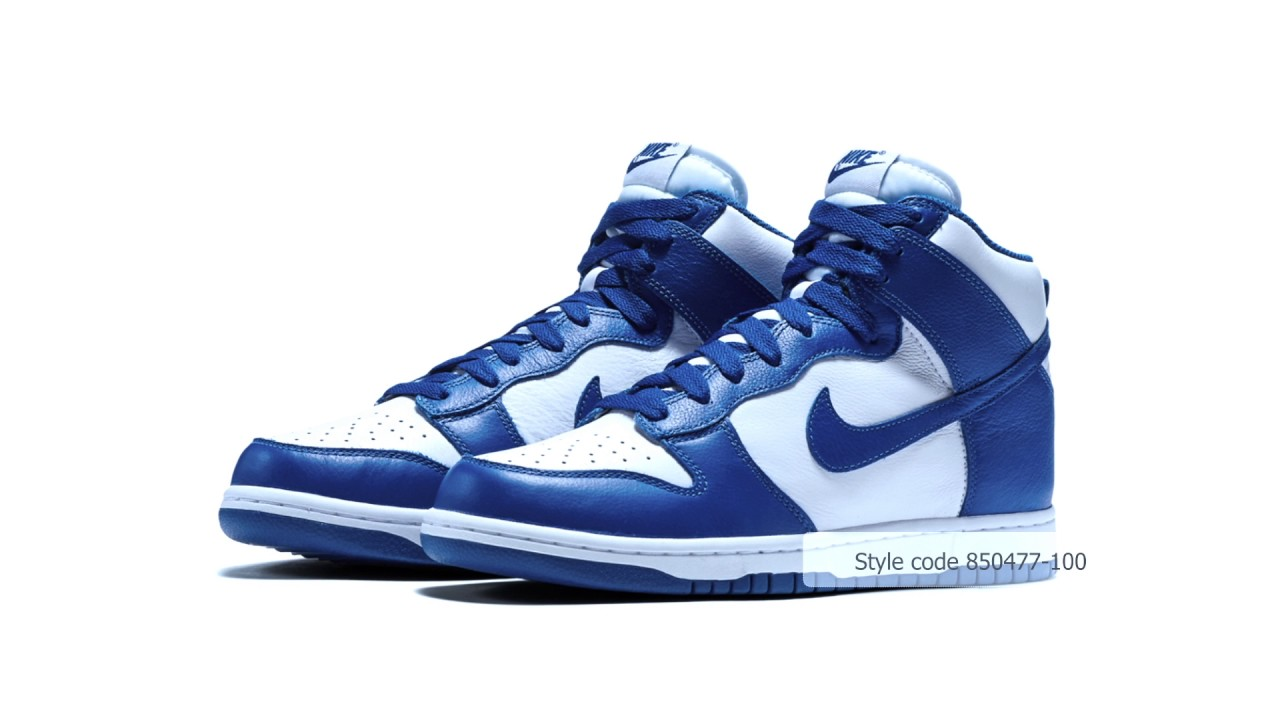 new style 1e46d b5468 Nike Dunk High