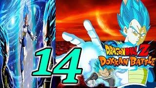 VEGETA IST MEIN ZIEL! Dokkan Festival DragonballZ: Dokkan Battle Part 14  SUMMON! (German/Deutsch) | KlingenWerfer Kadi