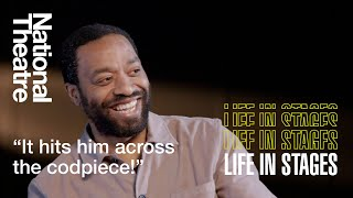 Chiwetel Ejiofor's Hilarious Corpsing Story | Life in Stages