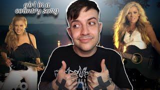 Maddie & Tae - Girl In A Country Song REACTION
