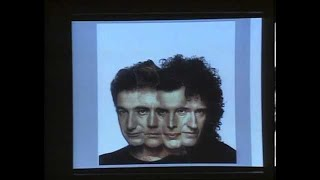 The Making Of The Miracle Album Cover with Richard Gray 1989 (from GVH2 disc 2)