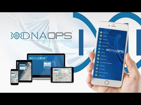 DNAOps Web-Based Mobile Investigative Tool