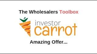Investor Carrot Website [Special Offer] Product Details... Wholesaling / Investor Websites