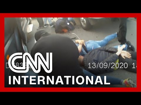 Leaked police video shows brutality of Kremlin-backed regime