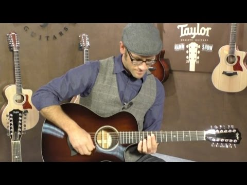 [Namm] New Taylor 12-String Guitars