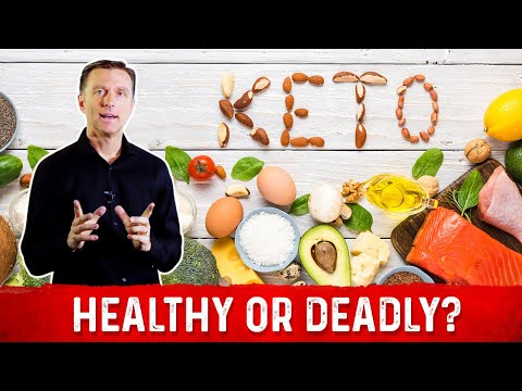 Ketosis - Healthy or Deadly?