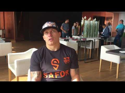 Эксклюзивное интервью Александра Усика для Sport.ua