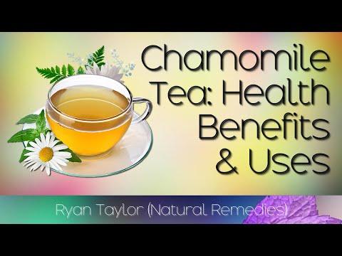Chamomile Tea: Benefits and Uses