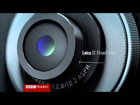 Mundo tecnológico: Panasonic presenta una cámara con teléfono incorporado - BBC Mundo