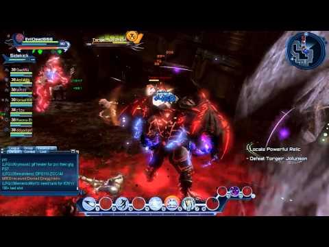 DC Universe Online. Raid: Tier 6. Necropolis: Relics of Urgrund