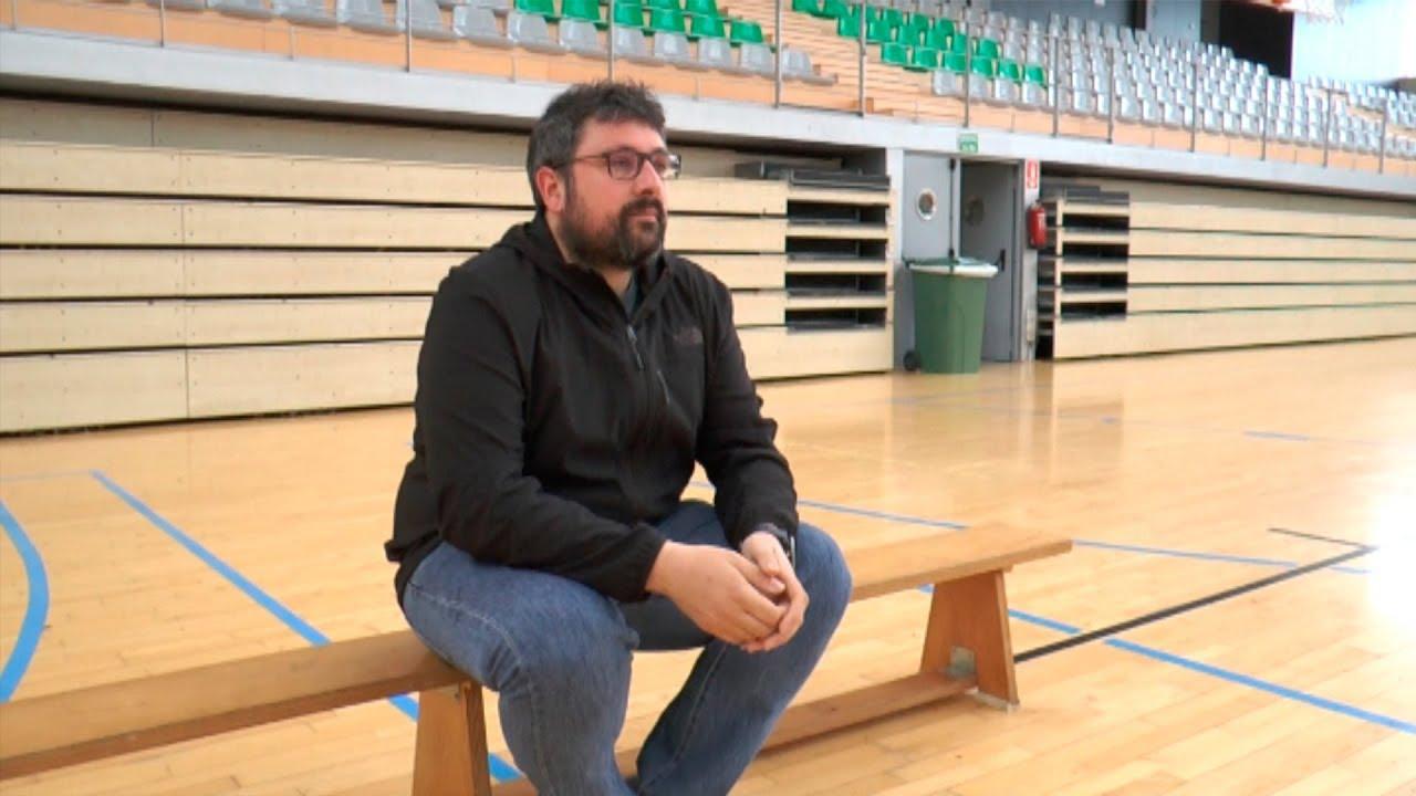 Hamar urteren ondoren TAKEko entrenatzaile postua utzi du Yon Gonzalezek