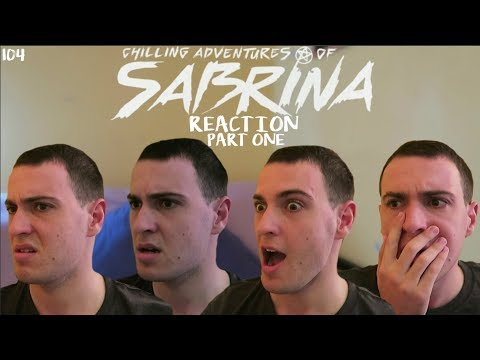 CHILLING ADVENTURES OF SABRINA REACTION // 'Chapter Four: Witch Academy' PART ONE