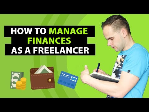 How to Manage Finances as a Freelancer | Tips on Freelance Money Management