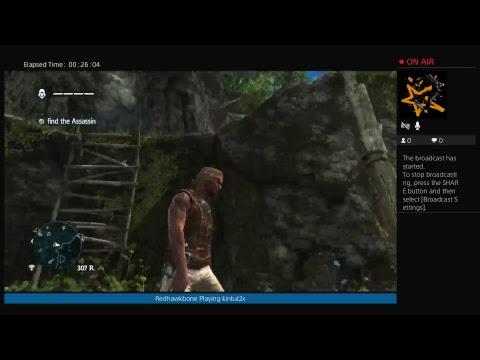 Redhawkbone's Live PS4 [ Sabahan Malaysia ] t(*_*t)