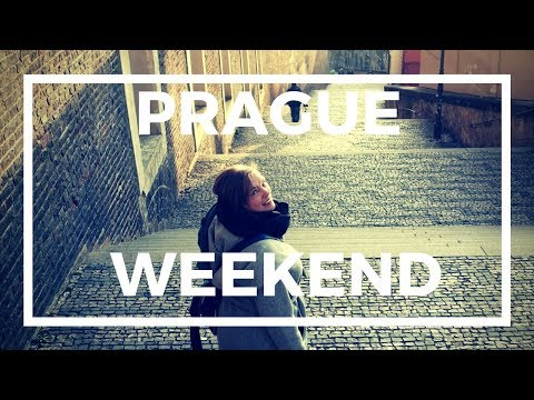 Traveling Baby - Prague Weekend 2017