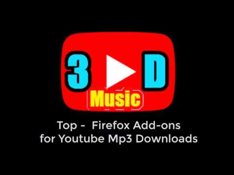 🔥-3d-music-news-:-tutorial---add-ons-for-firefox-is-easy-downloads-of-mp3-sounds