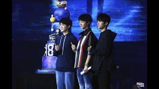 [Vietsub Full][Karry On][24/9] TFBOYS tại Party Sinh Nhật 18 tuổi của Vương Tuấn Khải thumbnail