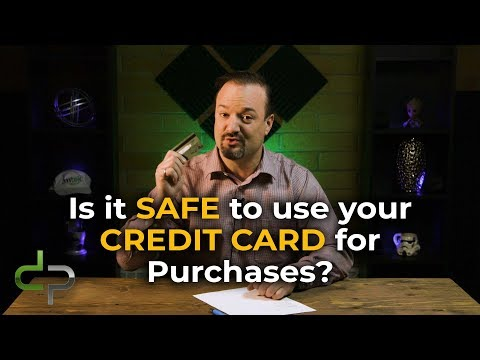 Is it safe to use your credit card on ebay