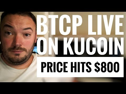 Bitcoin Private Hits Kucoin Exchange For $800 & Envion Token Price