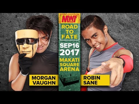Morgan Vaughn vs. Robin Sane | MWF Road to Fate