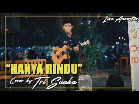 Andmesh Hanya Rindu Live Acoustic Tri Suaka