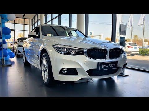 2019 BMW 320i GT Walkaround- China Auto Show(2019款宝马320i GT,外观与内饰实拍)