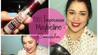 First Impression: Maybelline Instant Age Rewind... Eraser Dark Circles Thumbnail
