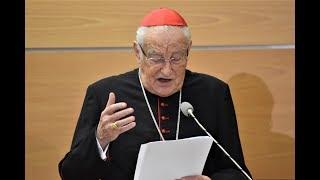 """Kongres """"Katolicy i osoba ludzka"""": Wykład ks. kard. Zenona Grocholewskiego"""