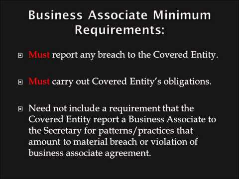 FREE HIPAA FINAL RULES PRESENTATION