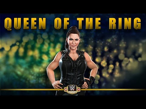 WWE Champions- Stephanie Tour Queen Of The Ring