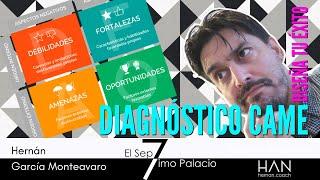 Gambar cover 57. El Sep7imo Palacio con Hernán García - Diseña tu Éxito: Diagnóstico CAME