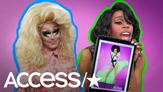'RuPaul's Drag Race' Season 10: Trixie Mattel & Jasmine Masters Rate The New Queens! | Access