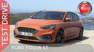 Ford Focus ST a Ruote in Pista