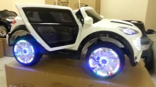 Детский электромобиль Porsche Cayenne Turbo(Вы можете купить детский электромобиль Porsche Cayenne на нашем сайте, пройдя по ссылке ниже http://www.gera-sport.ru/katalog/detskie..., 2015-07-18T22:18:58.000Z)