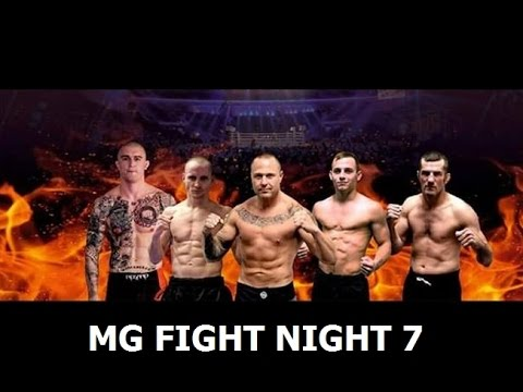 MG Fight Night 7