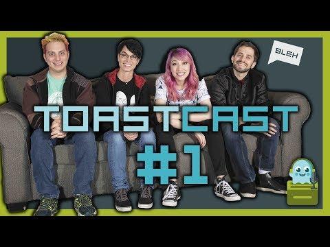 Toaster Ghost Origins [TOAST CAST]