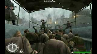 "Call of Duty ""Сталинград"" Часть 1"